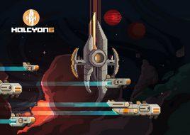 Halcyon 6 Starbase Commander: станционный смотритель