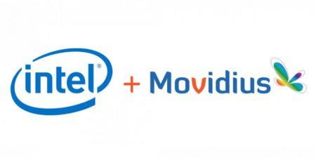 Компания Movidius, разрабатывающая процессоры для систем компьютерного зрения, переходит под крыло Intel
