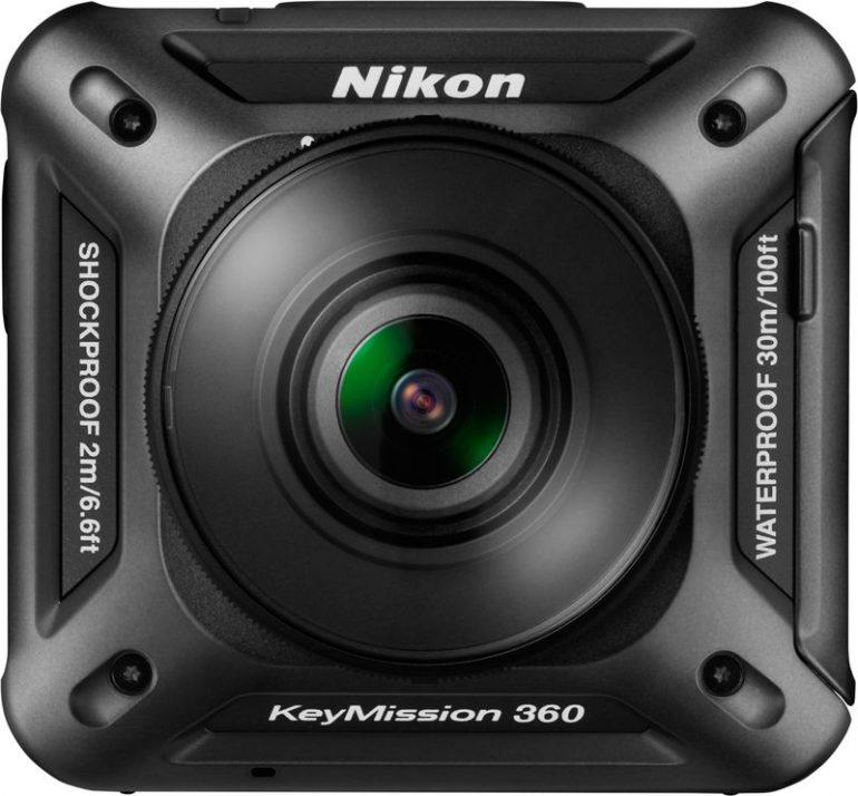 Nikon анонсировала линейку новых камер