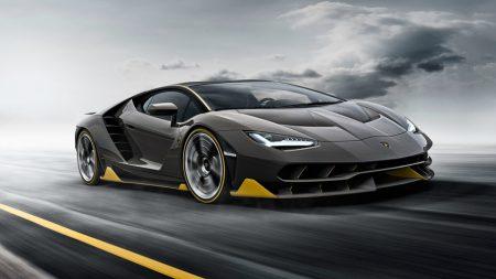 Lamborghini делает электрический суперкар Vitola на платформе Porsche Mission E