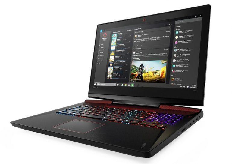 В Украине стартовали продажи игрового ноутбука Lenovo Ideapad Y900 по цене 67777 грн
