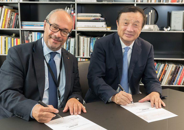 Huawei и Leica создали новый научно-исследовательский центр для развития оптических систем и технологий