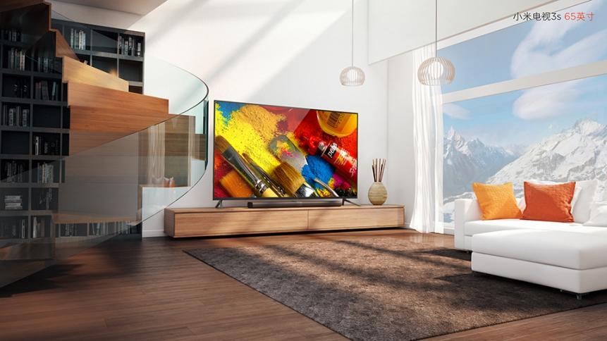 Смарт-телевизор Xiaomi MiTV 3S обойдется в $520