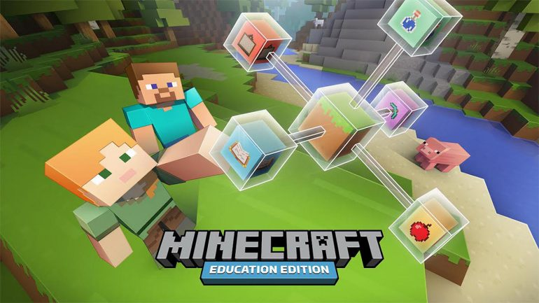 «Школьная» версия популярной песочницы Minecraft: Education Edition выйдет 1 ноября