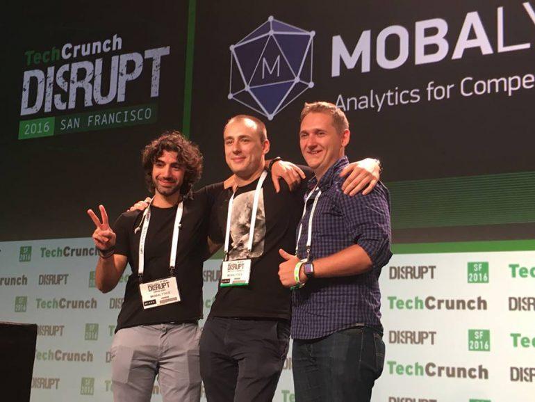 Основанный украинцами стартап Mobalytics выиграл битву стартапов на TechCrunch Disrupt и получил $50 тыс. призовых
