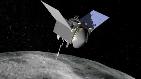 Обновлено: Запуск межпланетной станции OSIRIS-REx, которая доставит на Землю образцы пород астероида Bennu