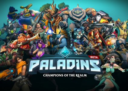 Paladins: Champions of the Realm – Overwatch для всех, даром
