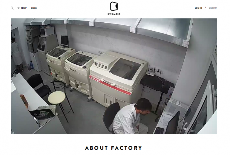 Стартап Kwambio запустил первую в Украине фабрику 3D-печати из металла и керамики