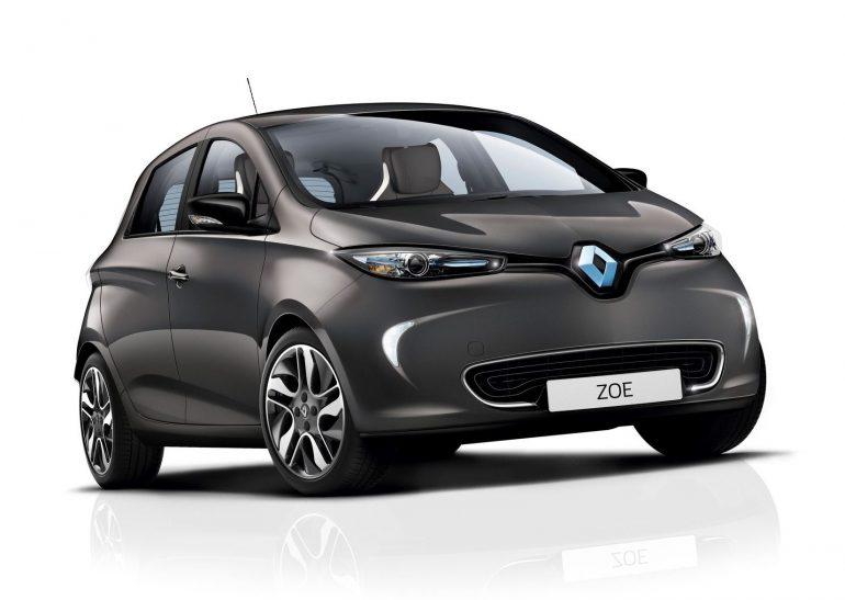 Обновленный электромобиль Renault Zoe ZE 40 получил батарею на 41 кВт⋅ч и удвоенный запас хода в 400 км
