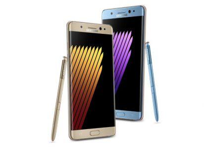 Госавиаслужба Украины не рекомендует включать смартфон Samsung Galaxy Note7 на борту самолетов