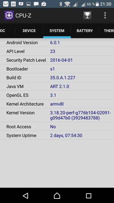 Экспресс-обзор Sony Xperia X Performance
