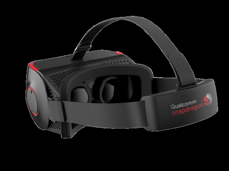 Qualcomm анонсировала референсную платформу шлема виртуальной реальности Snapdragon VR820