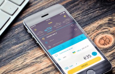 Uklon выпустил обновленное приложение для Android и завершил полную модернизацию всего сервиса