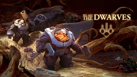 Тактический приключенческий экшен We Are The Dwarves от киевской студии Whale Rock Games вышел на платформе GOG.com