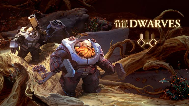 Тактический приключенческий экшен We Are The Dwarves от киевской студии Whale Rock Games вышел на платформе GOG.com - ITC.ua