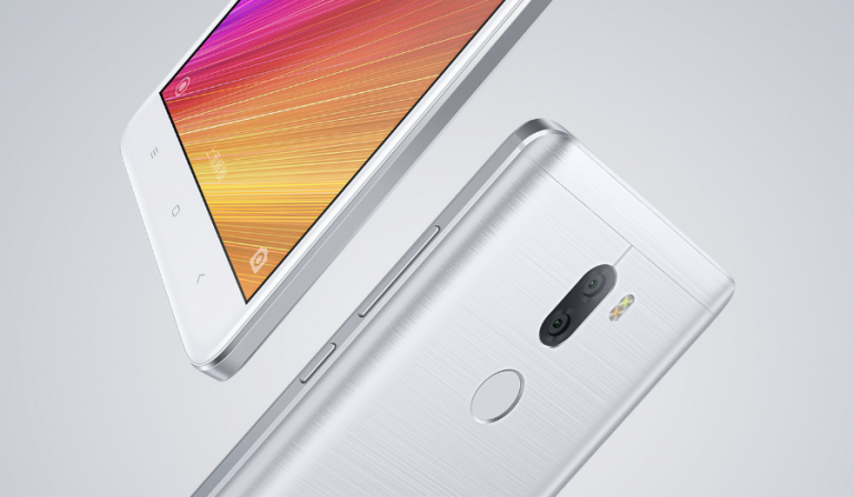 Xiaomi Mi 5S Plus вид