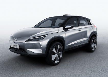 Китайская компания Xiaopeng Motors представила электрокроссовер Xpeng Beta, который призван составить конкуренцию Tesla Model X