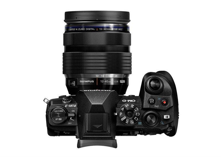 Olympus анонсировала камеру OM-D E-M1 Mark , способную снимать до 60 кадров в секунду при полном разрешении