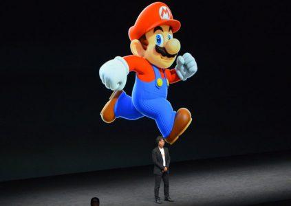 Apple рассказала об успехах App Store, анонсировала игру Super Mario на iOS и совместную работу в реальном времени в iWork