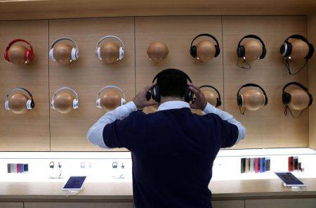 «Лучше, чем Beats»: ожидается, что вместе с iPhone 7 представят высококлассные Bluetooth-наушники Apple AirPods, которые, скорее всего, нужно будет покупать отдельно