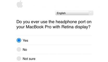 Вслед за смартфонами iPhone 7 лишиться разъема 3,5 мм могут ноутбуки MacBook Pro