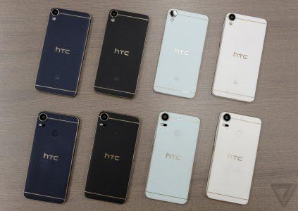 HTC представила похожие внешне, но очень разные внутри смартфоны Desire 10 Pro и Desire 10 Lifestyle