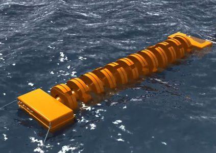 Украинский студент создает промышленный образец своей многообещающей морской электростанции