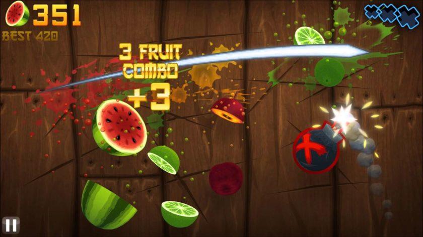 Мобильная игра Fruit Ninja будет экранизирована
