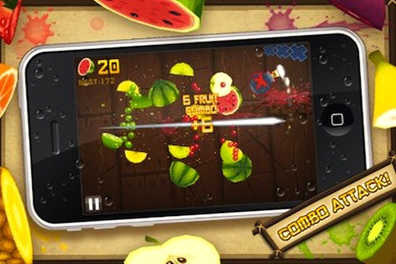 New Line экранизирует игру «Fruit Ninja»