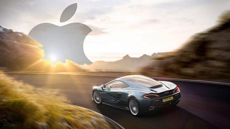 Apple ведет переговоры о покупке люксового автопроизводителя McLaren (Обновлено)