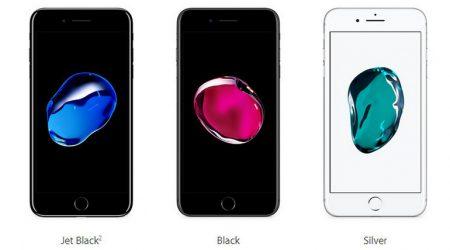 Apple подтверждает, что смартфоны iPhone 7 Plus (все варианты) и iPhone 7 (вариант Jet Black) первой партии распроданы