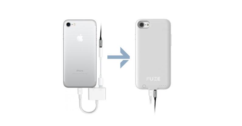 Американский стартап разработал чехол, который возвратит разъем для наушников вiPhone 7