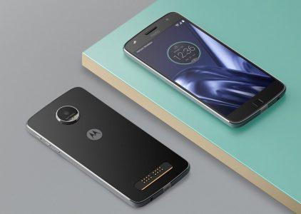 Представлен смартфон Moto Z Play с аккумулятором 3510 мА•ч, поддержкой модулей MotoMods и ценником $400