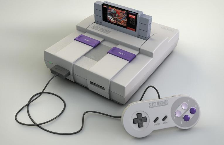 super-nintendo-console