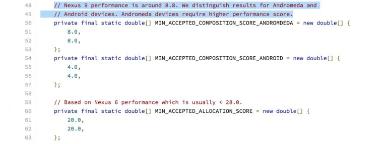 Google тестирует ПО Andromeda, представляющее собой гибрид Android и Chrome OS
