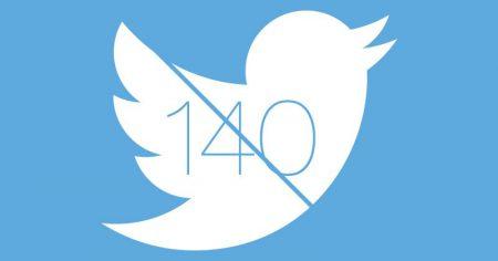Стало известно, когда именно Twitter перестанет считать цитаты, упоминания и медиаконтент частью сообщения длиной в 140 символов