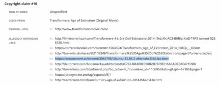 Дистрибутив Ubuntu «нарушил» авторские права Paramount