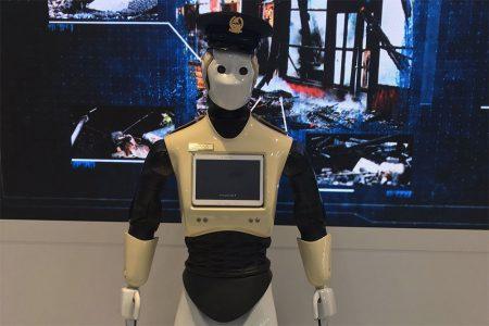В 2017 году на улицы Дубая выйдет первый робот-полицейский