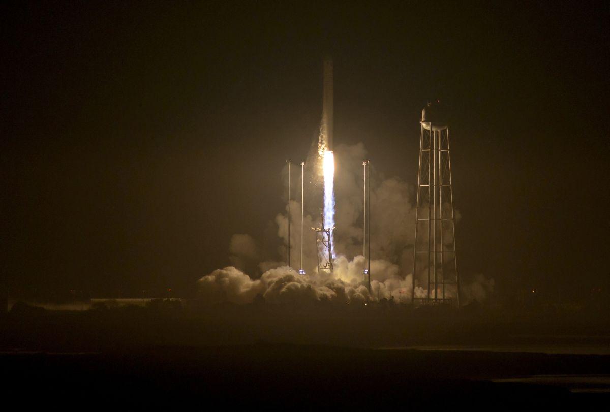 Шумная победа ракетостроителей Украины: Antares OA-5 удачно запущена вкосмос