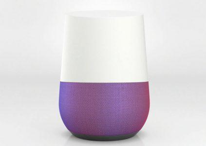 Умная колонка Google Home с голосовым помощником Assistant поступит в продажу в ноябре по цене $129