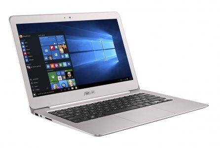В Украине стартовали продажи ультратонкого 13,3-дюймового ноутбука ASUS ZenBook UX306 по цене от 40950 грн