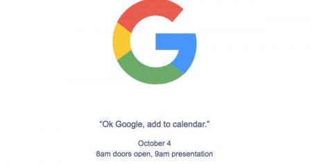 Прямая трансляция презентации смартфонов Google Pixel и других новинок поискового гиганта (начало в 19:00 по киевскому времени)