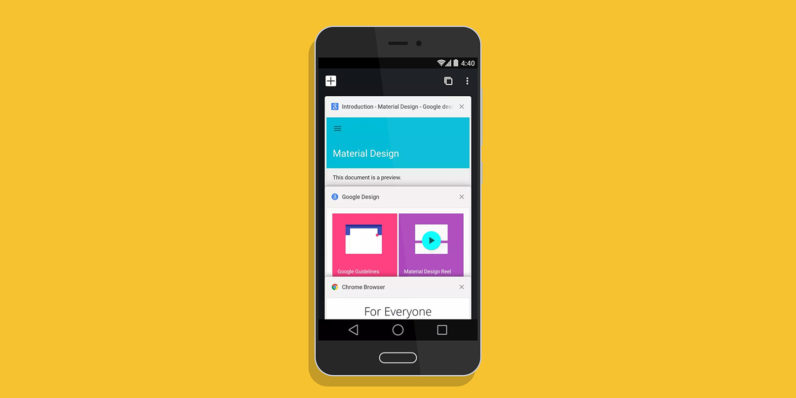 Экспериментальный браузер Chrome Canary сейчас доступен ина андроид