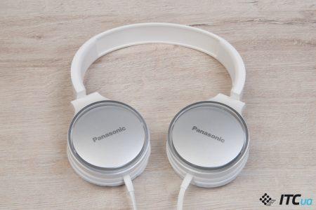 Обзор бюджетных наушников Panasonic RP-HF300