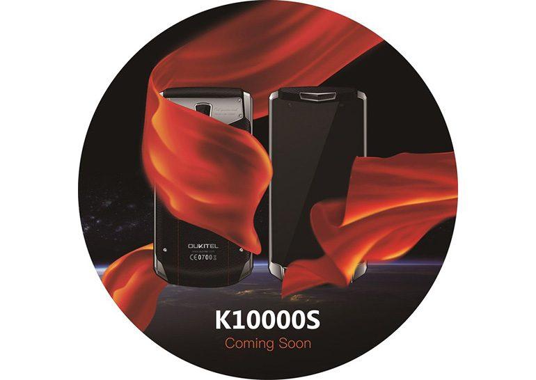 Oukitel подготовила обновление для своего смартфона K10000 с батареей емкостью 10000 мА•ч
