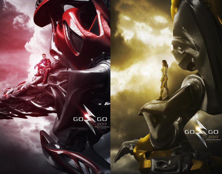 Go-go Power Rangers! Трейлер ипостеры к кинофильму «Могучие рейнджеры»