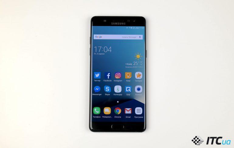 Самсунг остановил разработку нового Galaxy S8
