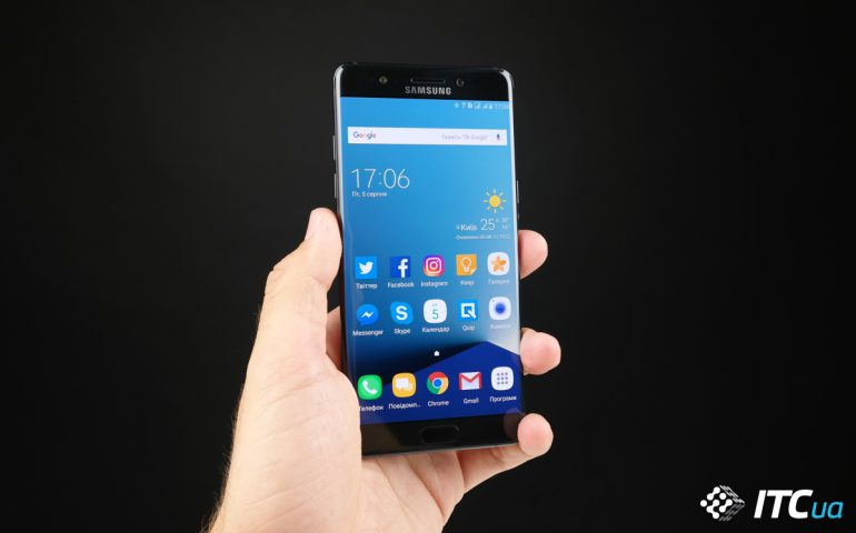 Пять альтернатив Samsung Galaxy Note7