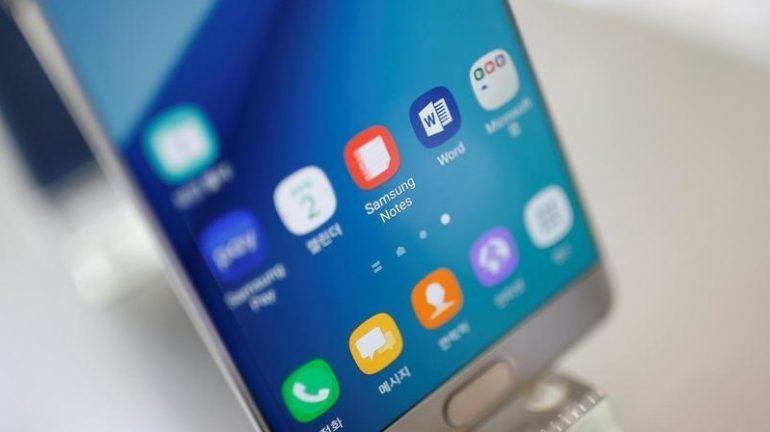 Samsung временно прекращает выпуск смартфонов Galaxy Note7