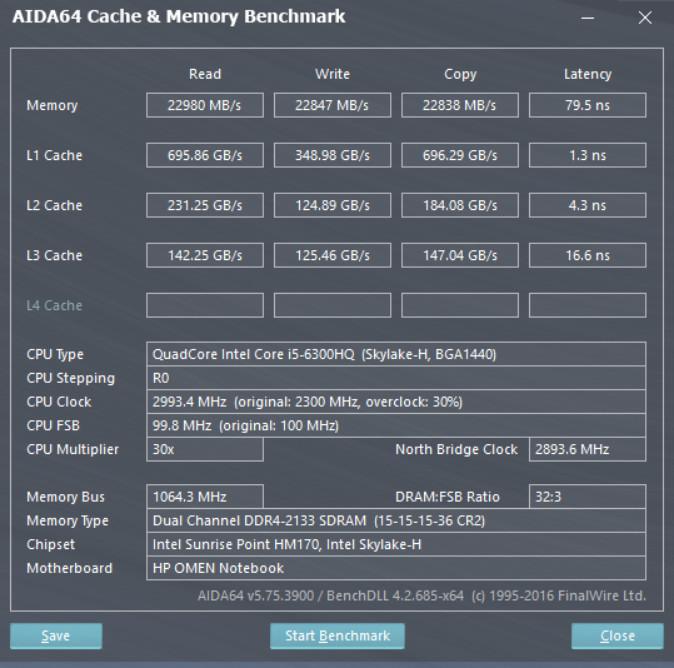 Обзор игрового ноутбука HP Omen 15 (2016)